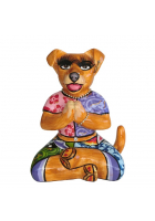 Собака-йога «Риши»