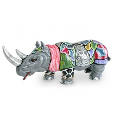 Статуэтка носорог «Фернандо» от Томаса Хоффмана, Германия.
