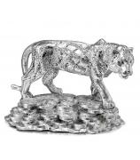 Статуэтка «Тигр на монетах»