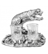 Набор для водки «Тигр»