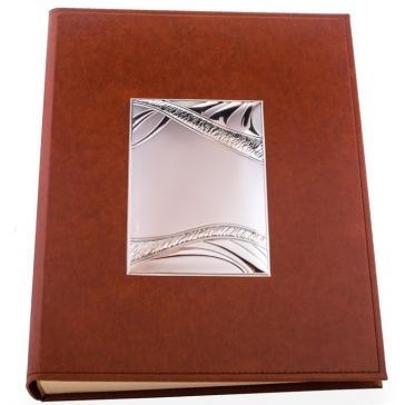 Кожаный альбом для фотографий «Чувтва»