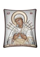 Икона «Богородица Семистрельная»