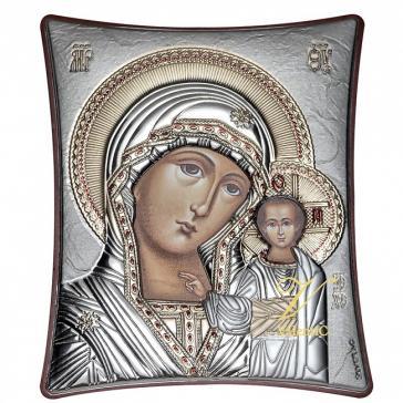 Карманная икона Казанской Божией Матери, Греция