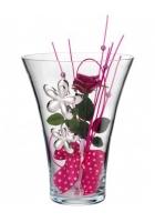 Ваза для цветов «Малиновый букет»