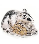 Статуэтка «Мышка с колосьями»