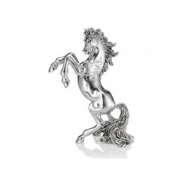 Посеребренная статуэтка «Конь»