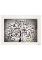 Картина с посеребрением «Дерево жизни»