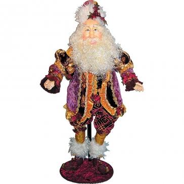 Коллекционная новогодняя кукла «Дед Мороз»