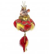 Елочное украшение «Мышиный король»