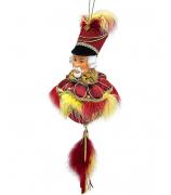 Елочное украшение «Щелкунчик»