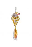 Елочное украшение «Королева Мышка»