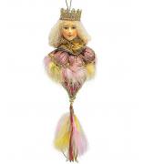 Елочное украшение «Принцесса»