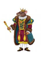 Коллекционная кукла «Мышиный король»