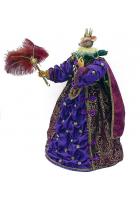 Коллекционная кукла «Королева Мышь»