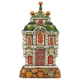 Набор коллекционных елочных украшений «Щелкунчик. Маскарад» в подарочной упаковке