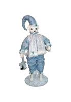 Кукла «Кошка с колокольчиком»