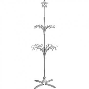 Металлическая ёлка, высота 180 см