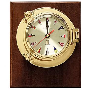 Настенные часы «Иллюминатор», размер 20х16 см