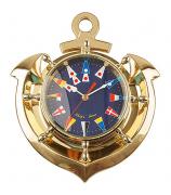 Настенные часы «Якорь»