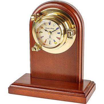 Настольные часы «Иллюминатор», размер 16х18 см