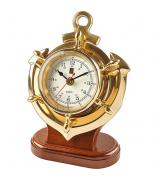 Настольные часы «Якорь»
