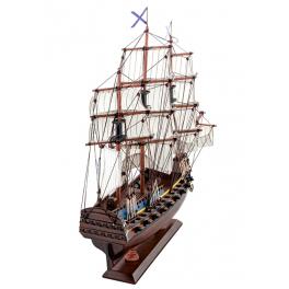 Модель корабля «Святой Павел», 60x48x13 см