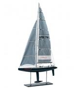 Модель яхты «ORACLE»