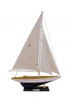 Модель яхты «ENTERPRISE»