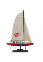 Модель яхты «TRANSICIEL»