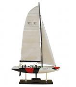 Модель яхты «NEW ZEALAND»