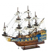 Модель корабля «Sovereign of the Seas»