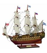 Модель корабля «Ингерманланд»