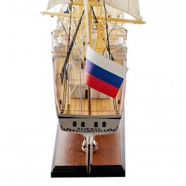 Модель корабля «Надежда», размер 96х20х60 см