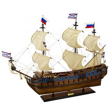 Модель корабля линкор «Гото Предестинация»