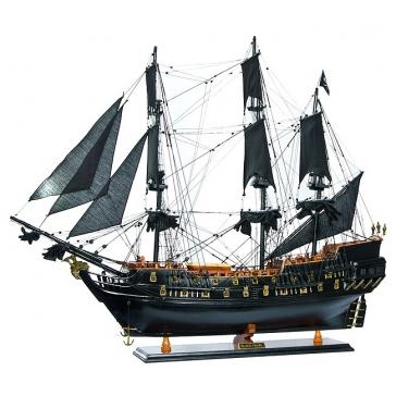 Модель корабля «Черная жемчужина»