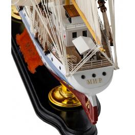 Модель корабля «Мир», 80х17х52 см