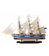 Модель корабля «Мир»