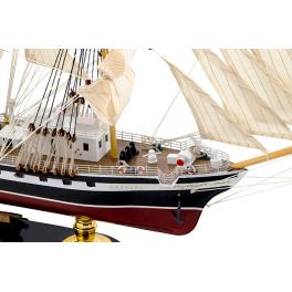 Модель парусника «Паллада», размер 80х17х52 см