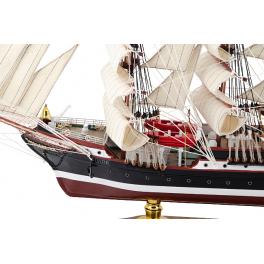 Модель корабля «Седов», 80х17х52 см