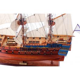 Модель корабля линкор «Святой Павел»