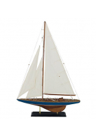 Модель яхты