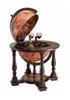 Глобус-бар напольный «Нарцисс»