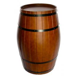 Бочка-бар напольный, 59х59х85 см