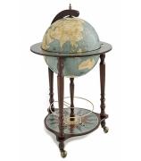 Глобус-бар напольный «Да Винчи»