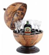 Глобус-бар настольный «Alfeo»