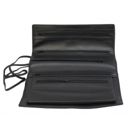 Дорожная шкатулка-сумка для украшений