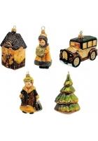 Набор елочных игрушек «Дети»
