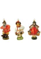 Набор елочных игрушек «Русский»
