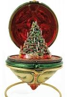 Новогодняя музыкальная шкатулка «Рождественская сказка»