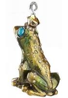 Елочная игрушка «Лягушка»